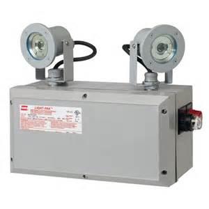 Industrial Lighting Products Careers Light Pak Led N2lps Emergency Lighting System