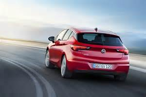 Opel Hatchback Cars 2016 Opel Astra K 5 Door Hatchback Gm Authority