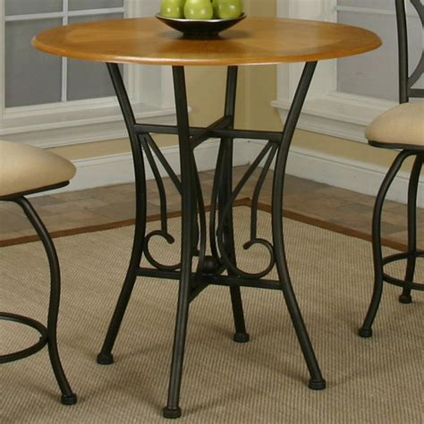 oak counter height table oak veneer wood top counter height table by cramco