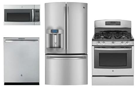 ge profile kitchen appliances ge profile kitchen appliance package stainless abt com