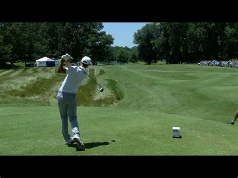 nick faldo golf swing slow motion dustin johnson long driver golf swing synced reg slow