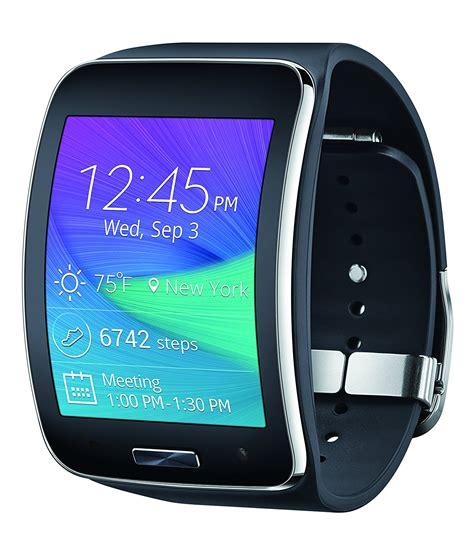 Smartwatch Samsung Galaxy Gear S samsung sm r750a galaxy gear s curved fit tracker wi fi