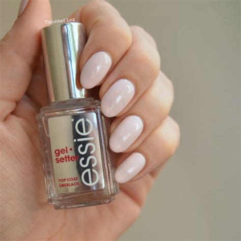 New From Essie by Essie Gel Setter Top Coat New From Essie Talonted