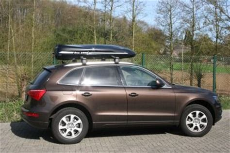 Dachbox Audi Q5 by 301 Moved Permanently