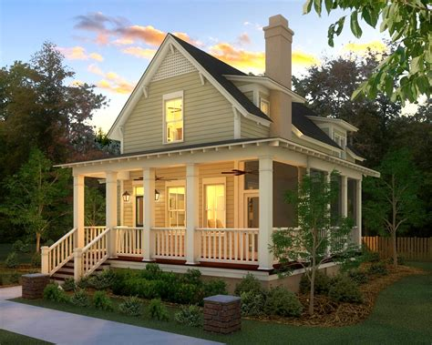 house southern living plans one story small magazine