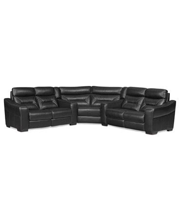 judson sofa judson leather reclining sectional sofa 3 piece power