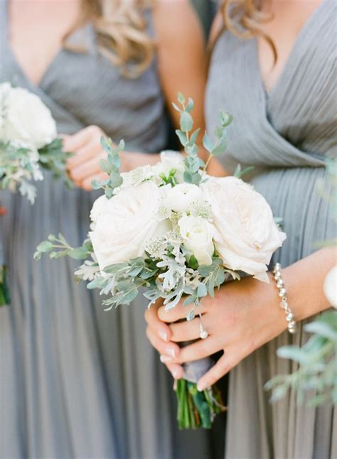 Bridesmaid Bouquet by 25 Best Ideas About Bridesmaid Bouquet White On