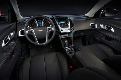 2016 chevrolet equinox ltz interior photo 6