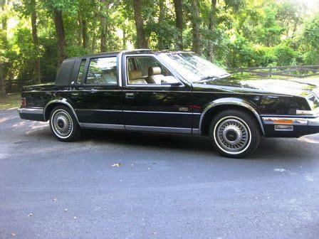 sell used 1993 chrysler imperial base sedan 4 door 3 8l in brooksville florida united states