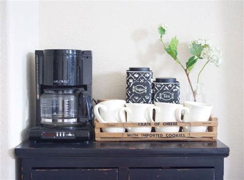 Bedroom Coffee Station by 1000 Images About Coffee Stations On