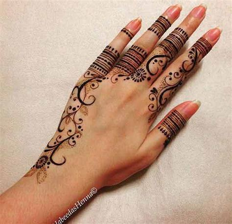 finger tattoo mehndi best turkish mehndi style latest finger mehndi designs
