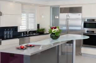 California Kitchen Design Los Gatos California Contemporary Kitchen Design