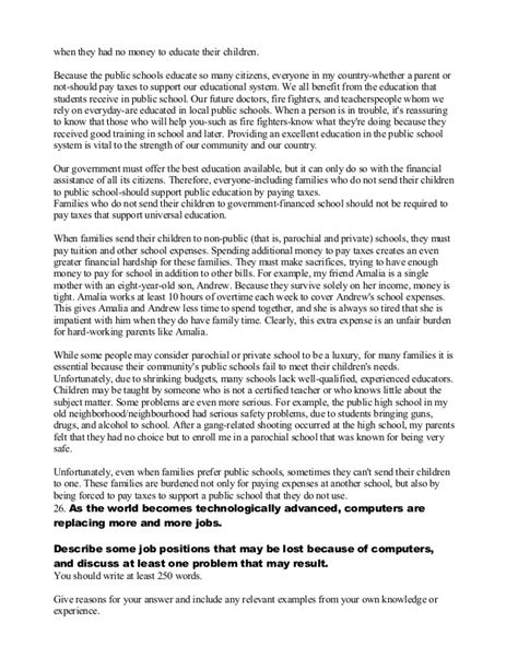 Parenting Essay by Sle Parent Essays For High School Applications
