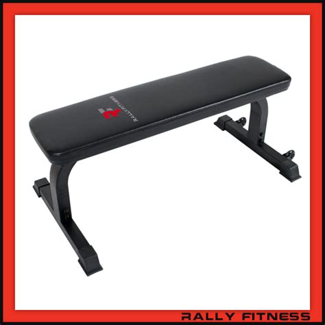 flat weights bench flat weight bench rally fitness