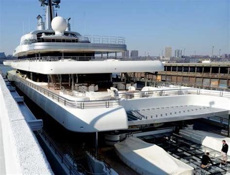 eclipse yacht layout eclipse yacht at new york photos billionaire roman