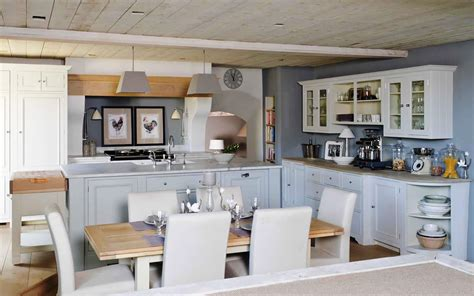 kitchen arrangement ideas kitchen beautiful kitchen design ideas grey color cabinets with small wooden dinning table