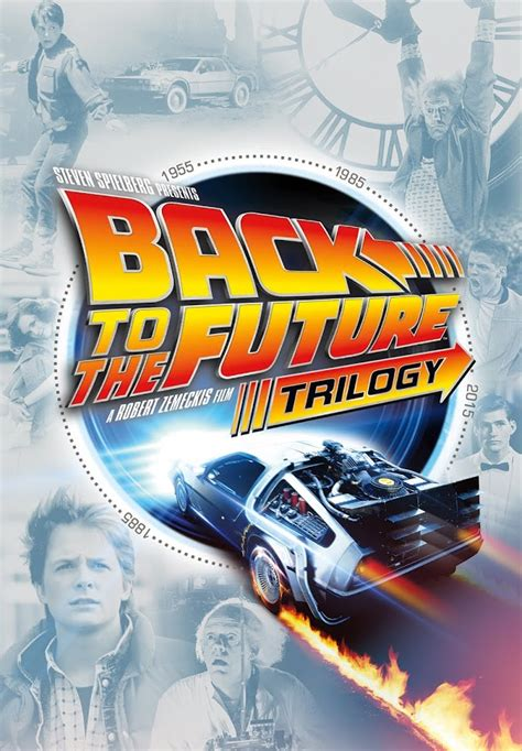 Get The Trilogy by Deal Get The Back To The Future Trilogy For Only 21