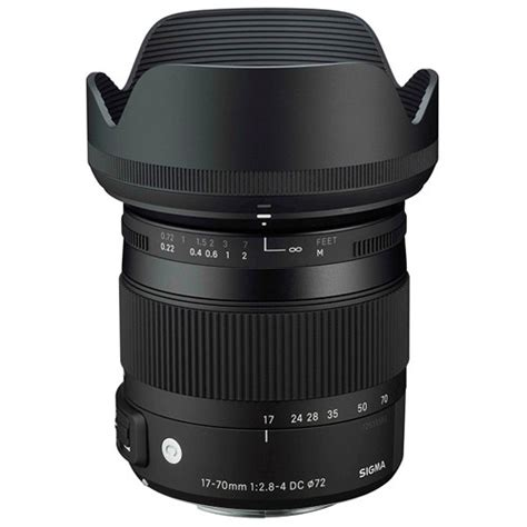 Sigma Lens 17 70mm F28 45 Dc Macro Os Hsm For Nikon Promo sigma 17 70mm f 2 8 4 dc macro os hsm announced price specs where to buy news at