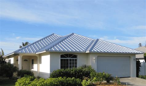 metal roofs installed on homes and commercial buildings standing seam metal roofing for homes