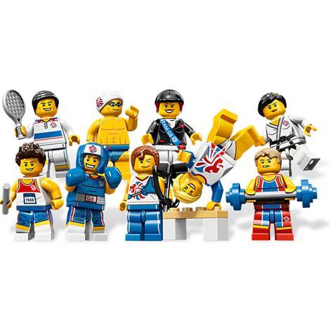 Lego Team lego team gb olympic minifigure random bag set 8909 0 brick owl lego marketplace