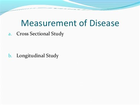 weakness of cross sectional study epidemiological study designs