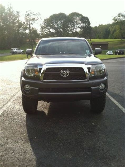 Toyota Tacoma Road Package Sell Used 2011 Toyota Tacoma Trd Road Package 4x4 V6