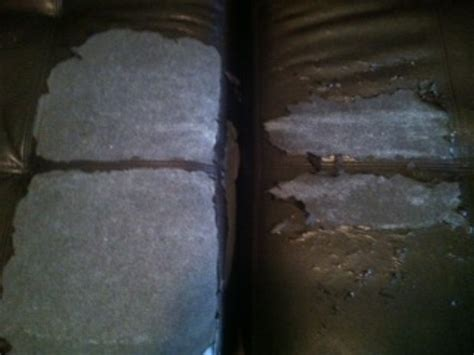 peeling leather couch ripoff report rooms to go complaint review internet