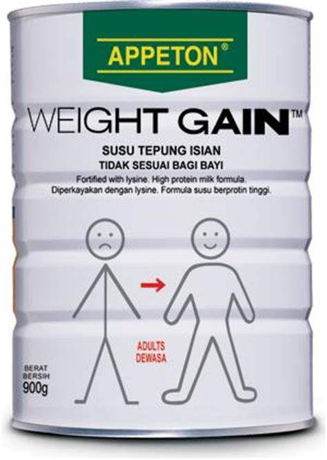Appeton Weight Gain Milk Powder appeton weight gain food
