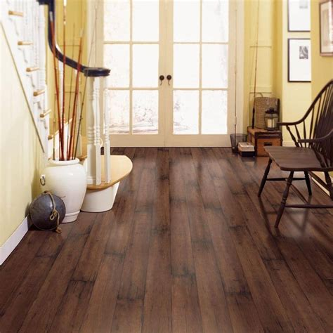 home decorators collection flooring hton bay blackened maple 8 mm thickness x 4 7 8 in