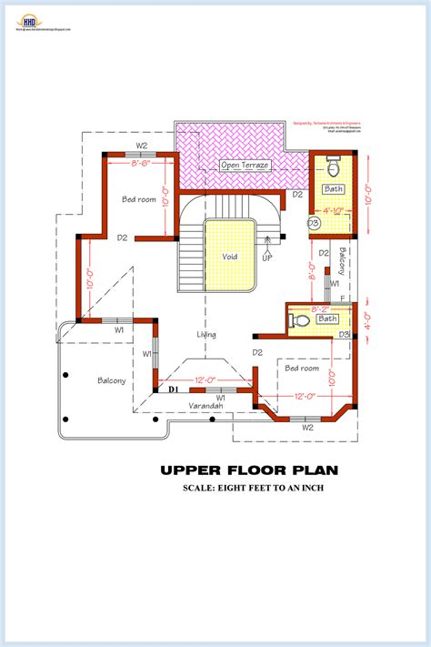 home design plans free 3 bedroom home plan and elevation kerala house design idea