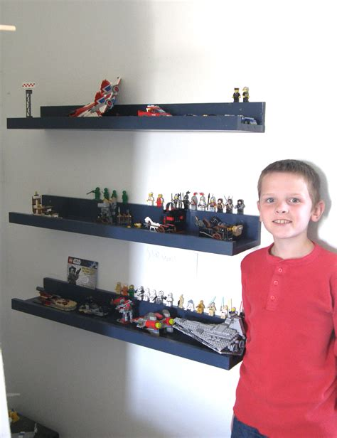 white lego display shelves diy projects