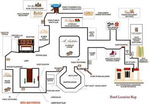 map of hotels in hotel location map luxury 5 accomodation in bahrain