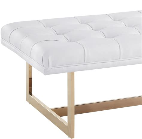 diamond bench diamond bench tufted eco leather black bench