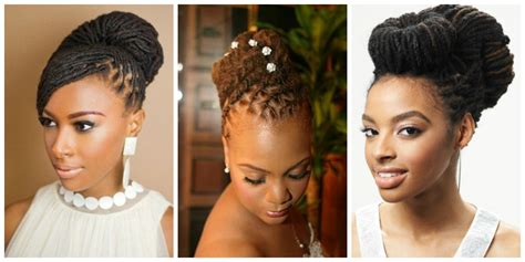 formal hairstyles for dreadlocks loc updo hairstyles dreadlock inspirations