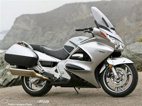honda st 2008 honda st1300 comparison motorcycle usa