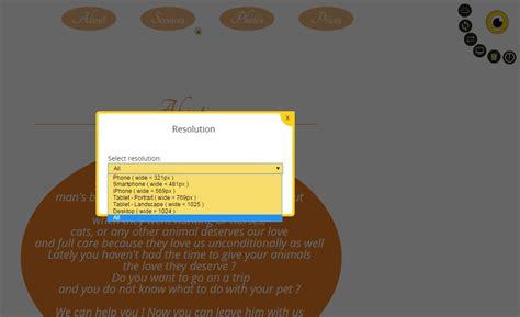 menu design tool synoptic web designer best wordpress design tool by