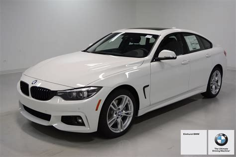 new bmw 4 series 2018 pre owned 2018 bmw 4 series 440i xdrive gran coupe
