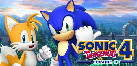 sonic the hedgehog 4 apk android sonic 4 episode 2 hd apk data android chozy4android