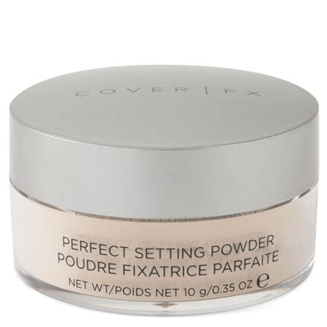 cover fx matte setting powder light cover fx perfect setting powder light beautylish