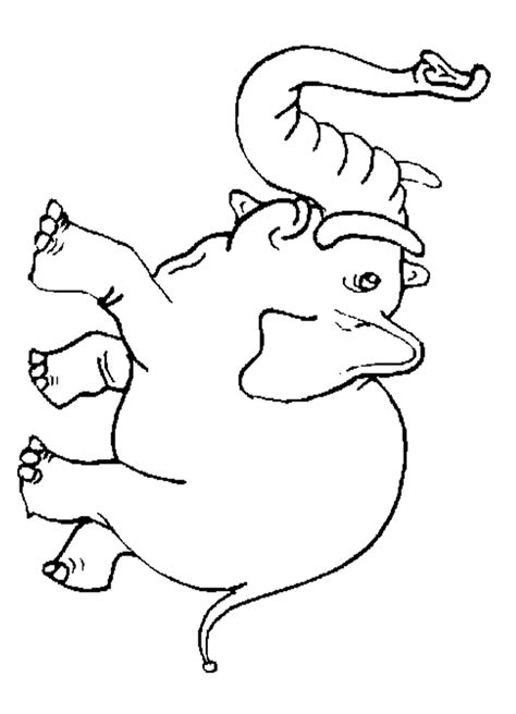 pretty elephant coloring pages cute elephant coloring pages coloring home