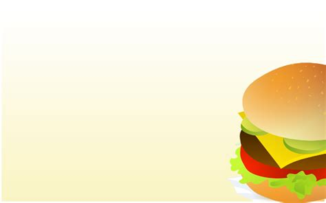 food templates for powerpoint hamburger ppt backgrounds hamburger ppt photos hamburger