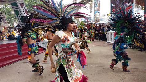 imagenes de trajes aztecas capitana de danza azteca prepara nuevas generaciones para