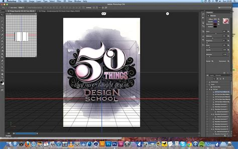 Use Pattern Photoshop Cs6 | 3d type tutorial create 3d type using photoshop cs6
