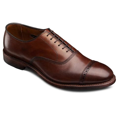 fifth avenue cap toe lace up oxford mens dress shoes by