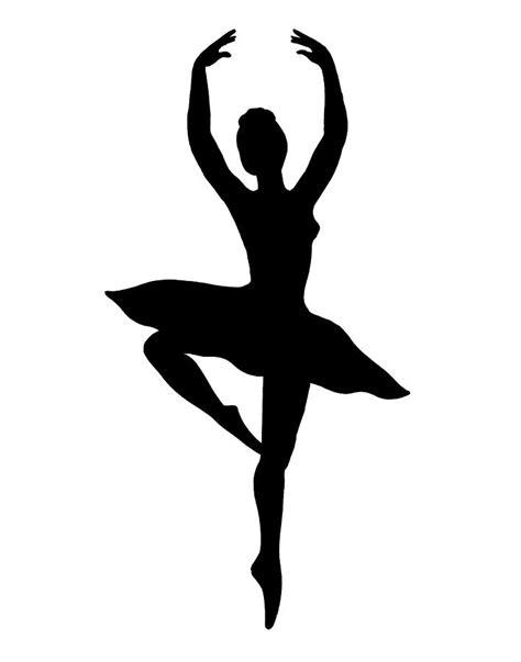 Home Decor Wall Painting Ideas by Spinning Ballerina Silhouette Painting By Irina Sztukowski