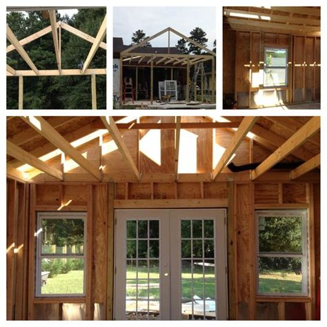 diy room addition new addition to house future dining room diy home renovation framing windows doors