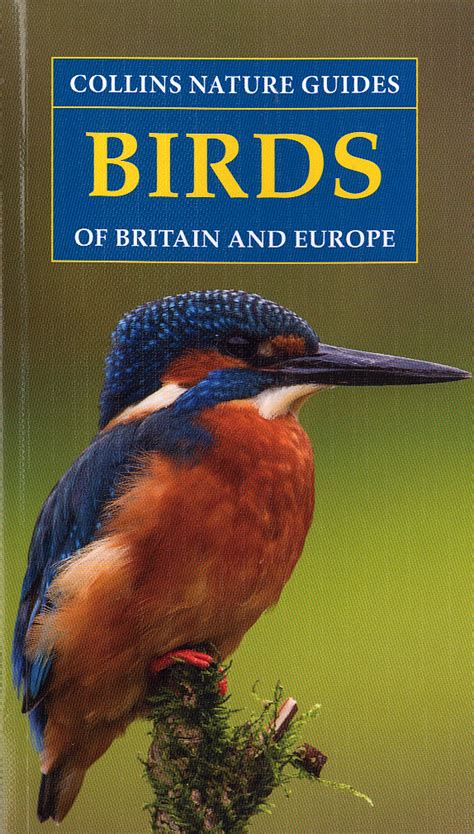collins nature guides birds nature guides books