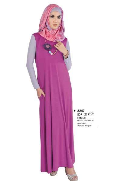 Kaos Anak Muslim Ukuran M L 154 157 manet busana muslim plus