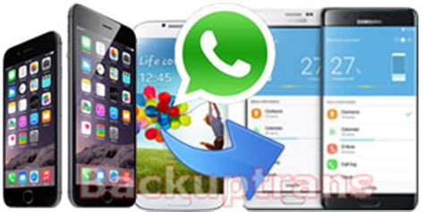 tutorial whatsapp migrator migrate whatsapp chat histoy to galaxy note 7 from iphone