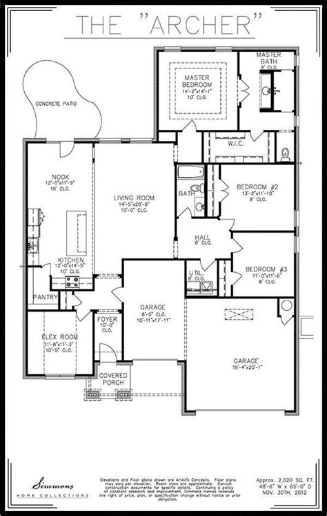 simmons homes floor plans simmons homes floor plans house design plans